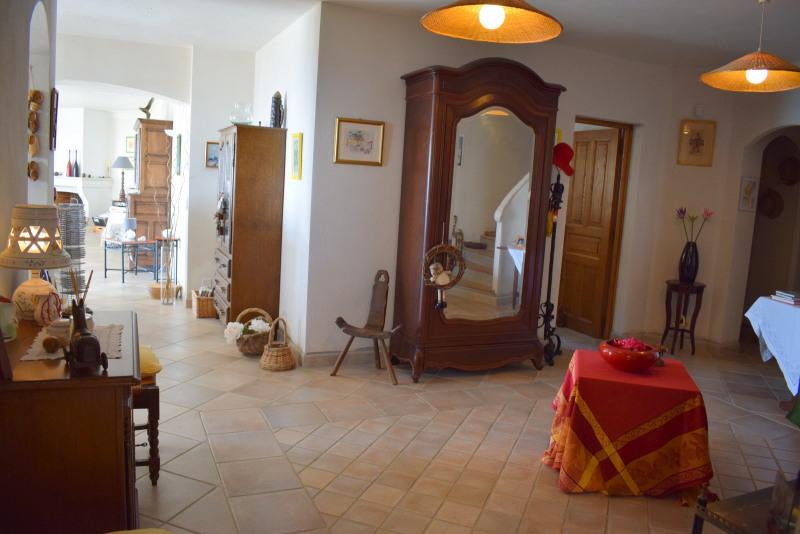 Revenda residencial de prestígio casa Seillans 630000€ - Fotografia 13