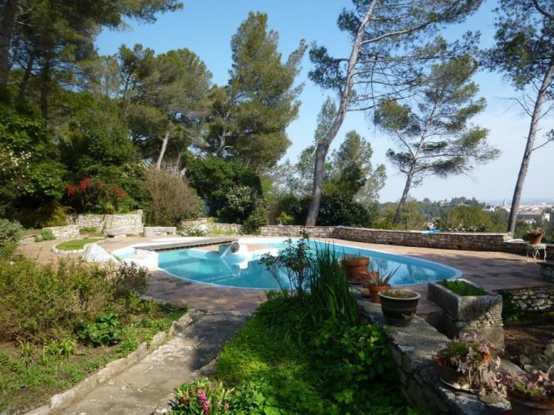 Vente de prestige maison / villa Nimes 645000€ - Photo 1