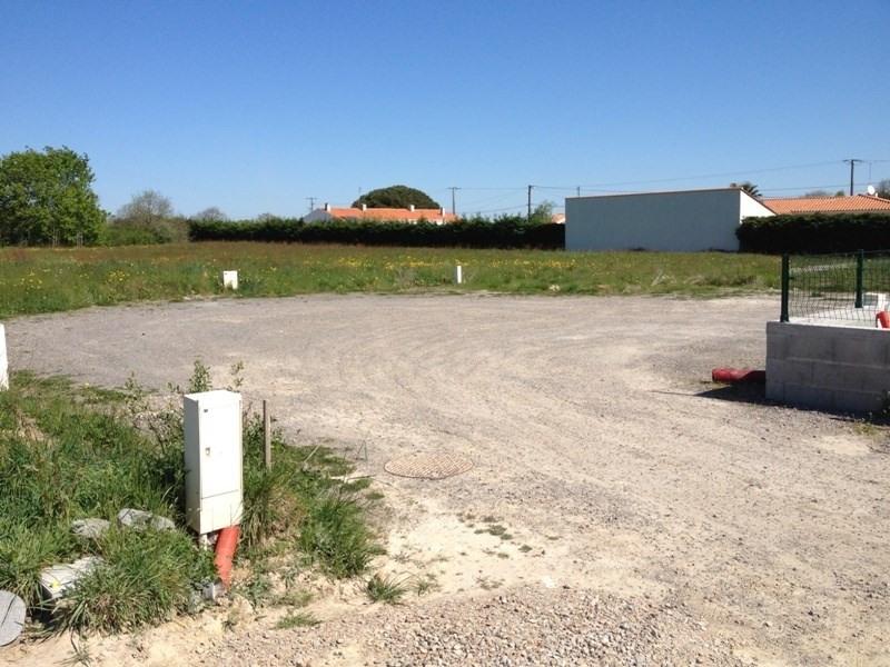 Vente terrain Talmont st hilaire 125000€ - Photo 2