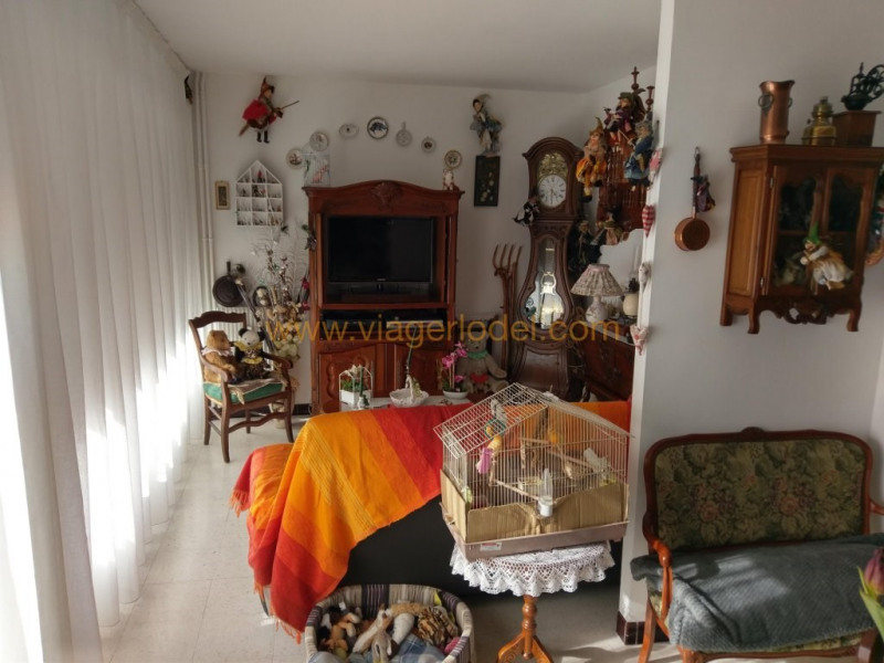 Verkauf auf rentenbasis wohnung Nîmes 60000€ - Fotografie 1