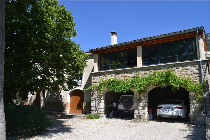Sale house / villa Saou 499 000€ - Picture 2