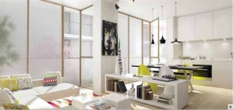 Produit d'investissement appartement Paris 19ème 512 000€ - Photo 3