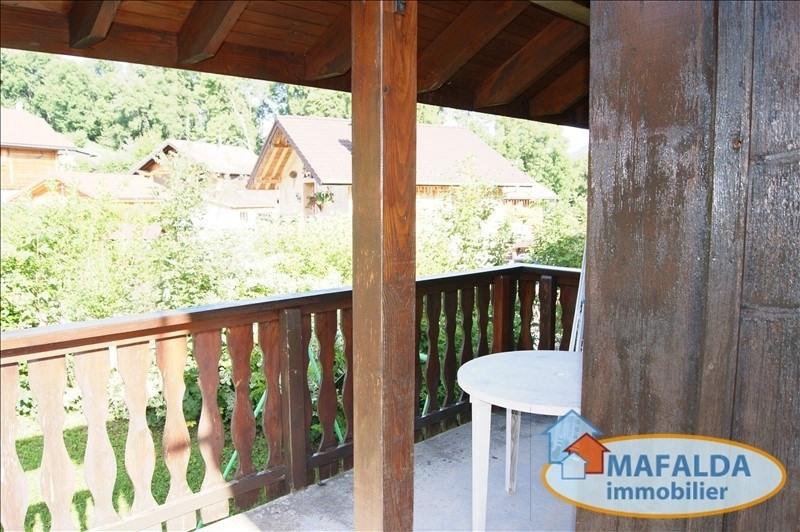 Vente maison / villa Mont saxonnex 210000€ - Photo 4