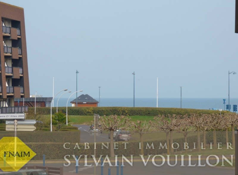 Sale apartment Villers sur mer 80 000€ - Picture 1