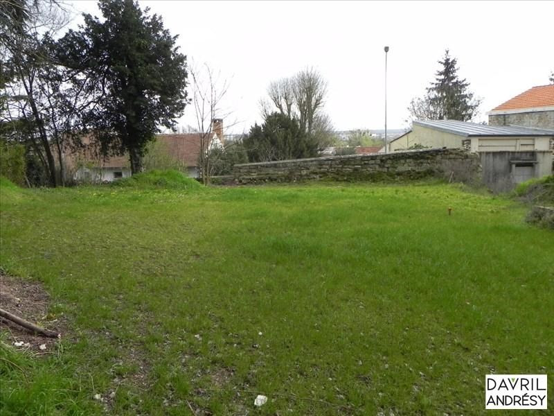 Vente terrain Andresy 155 000€ - Photo 1