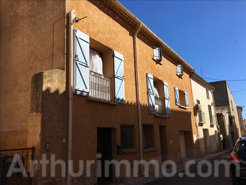 Sale building Canet 230 000€ - Picture 1