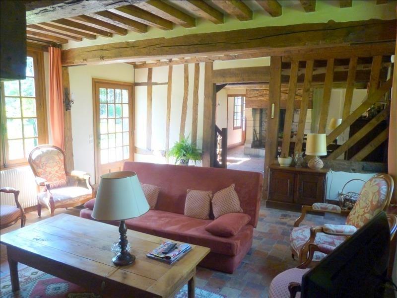 Sale house / villa Pont audemer 457000€ - Picture 3