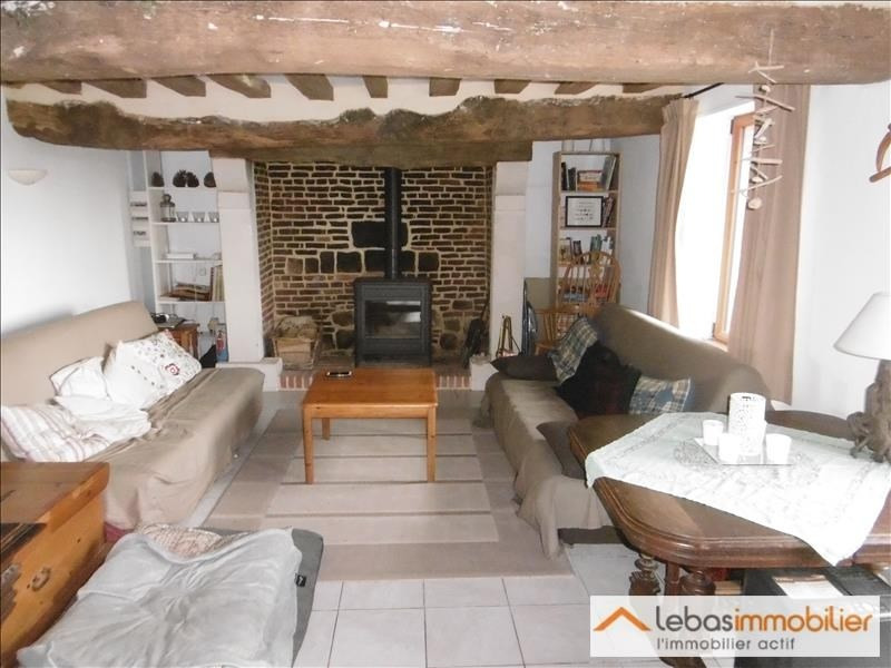 Vendita casa Hericourt en caux 149800€ - Fotografia 2