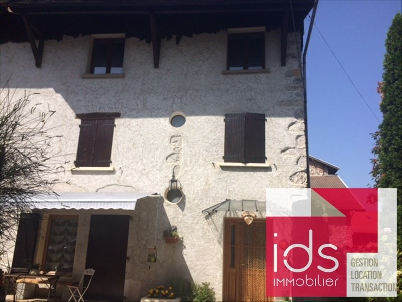 Vente maison / villa Barraux 258000€ - Photo 1