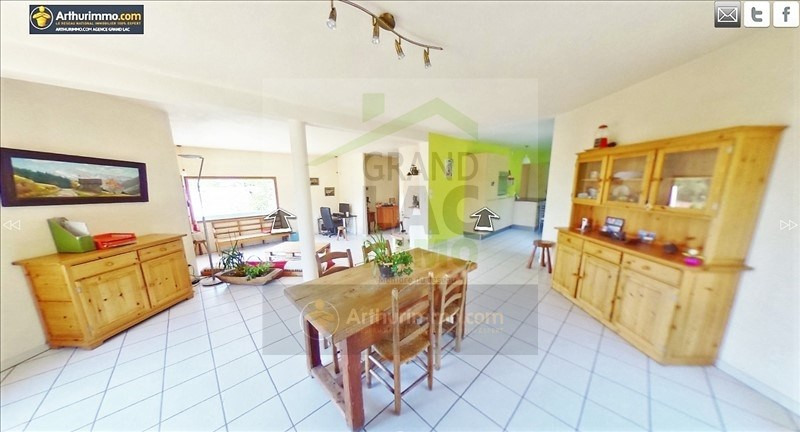 Vente de prestige maison / villa Aix les bains 565000€ - Photo 3