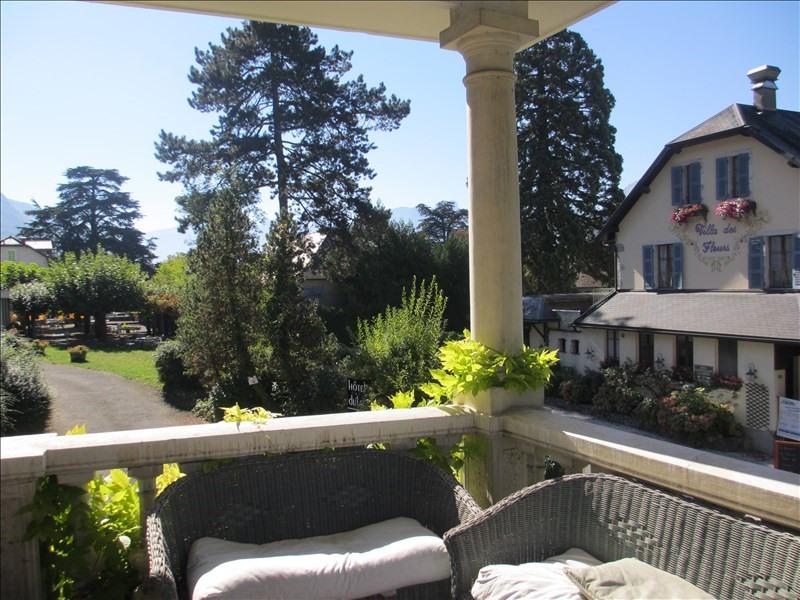 Deluxe sale house / villa Talloires 750000€ - Picture 1