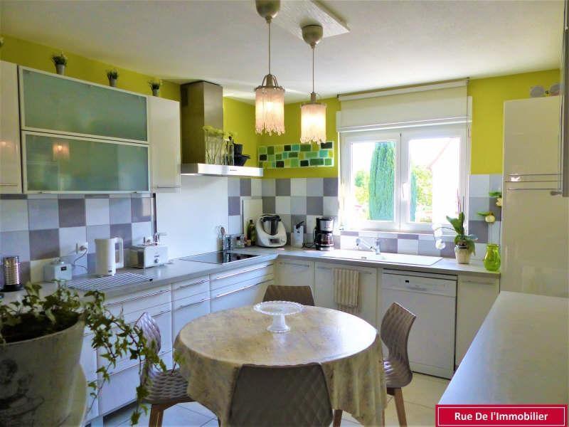 Sale house / villa Herrlisheim 296500€ - Picture 4