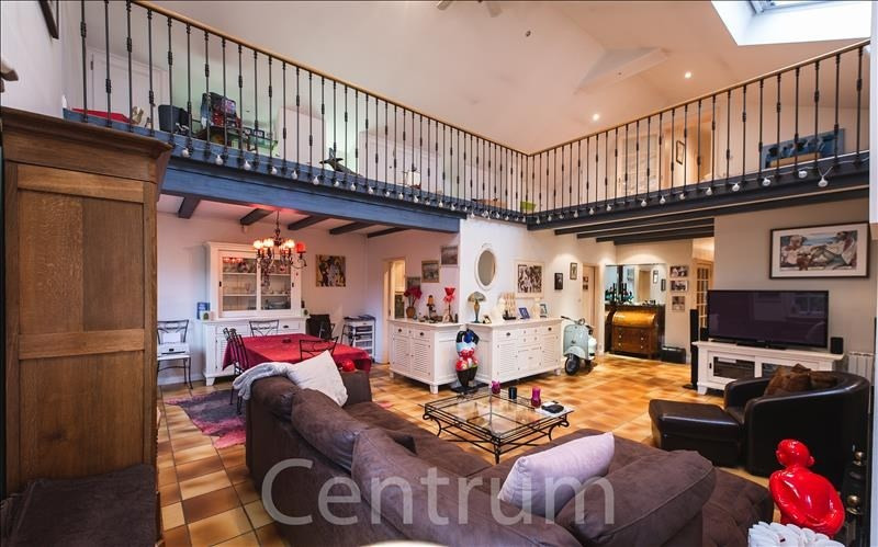 Venta de prestigio  casa Marly 585000€ - Fotografía 3