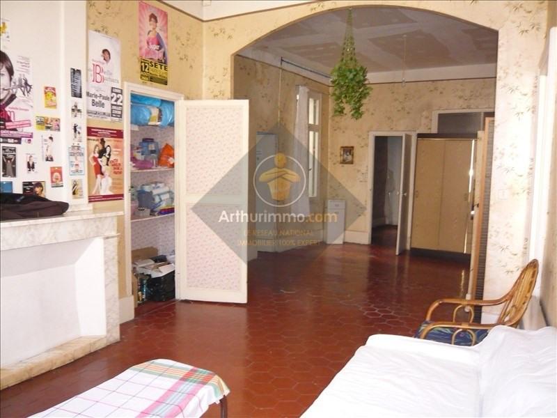 Sale apartment Sete 78000€ - Picture 1
