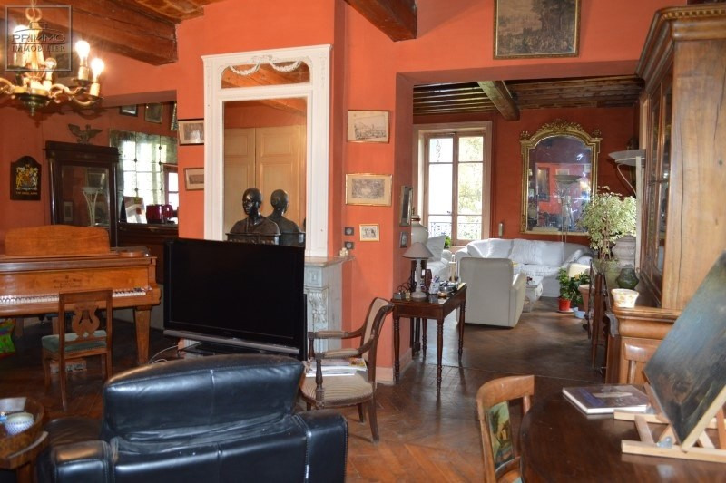 Vente de prestige maison / villa Curis au mont d'or 990 000€ - Photo 6