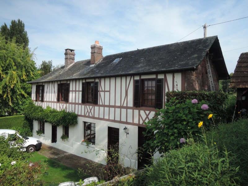 Vente maison / villa Pont audemer 250600€ - Photo 1
