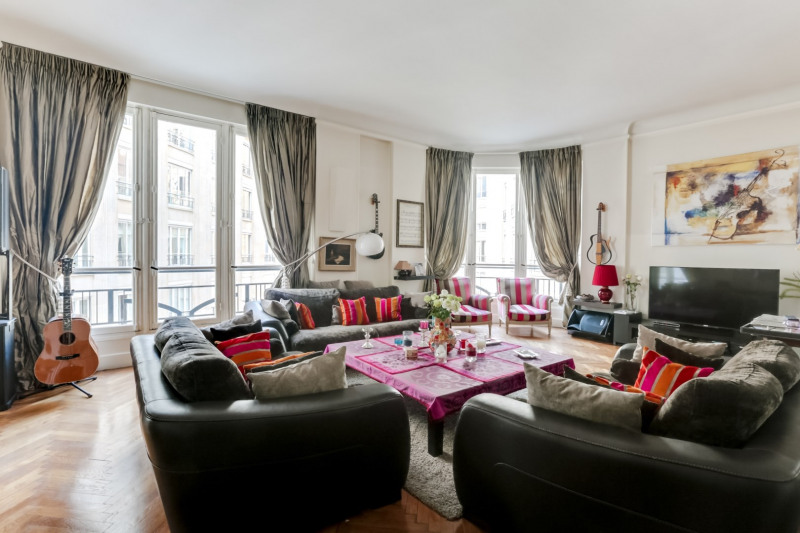 Vente de prestige appartement Paris 16ème 3 300 000€ - Photo 5