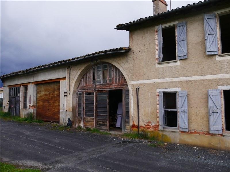 Investment property house / villa Villemur sur tarn 99000€ - Picture 2