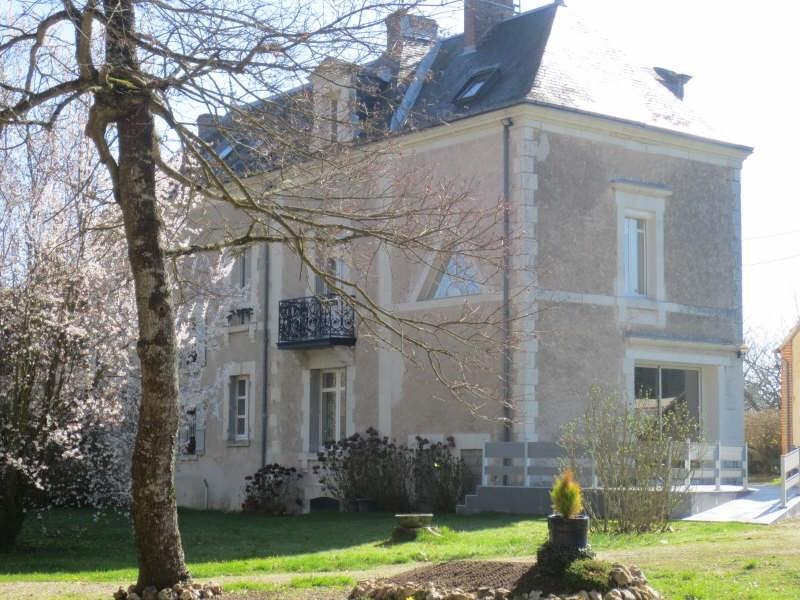 Sale house / villa St julien sur cher 371000€ - Picture 1