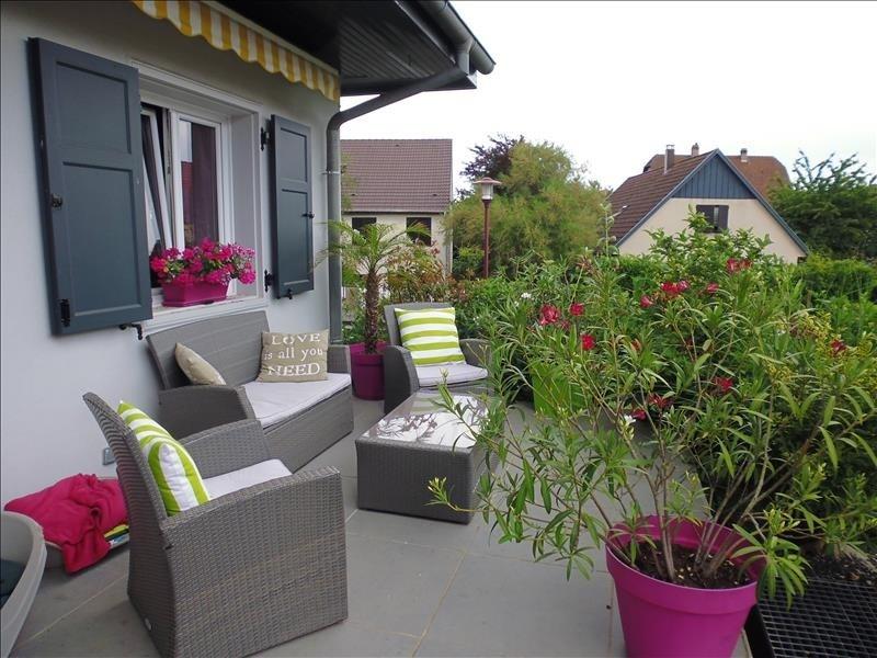 Sale house / villa Ernolsheim bruche 420000€ - Picture 1