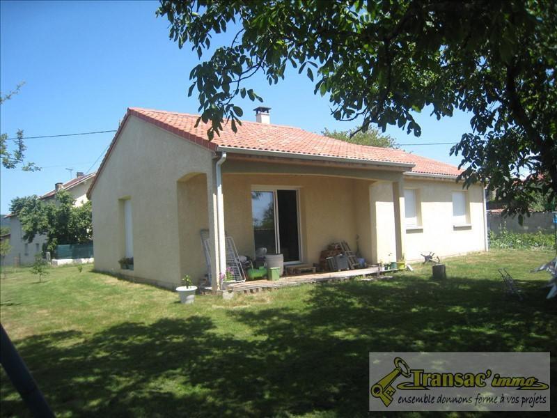 Vente maison / villa Puy guillaume 149800€ - Photo 1