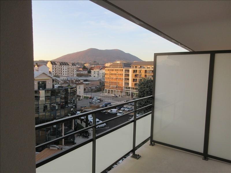 Alquiler  apartamento Voiron 595€ CC - Fotografía 2