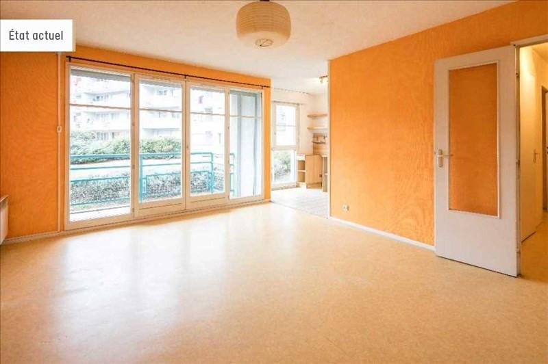 Vente appartement Grenoble 81000€ - Photo 2