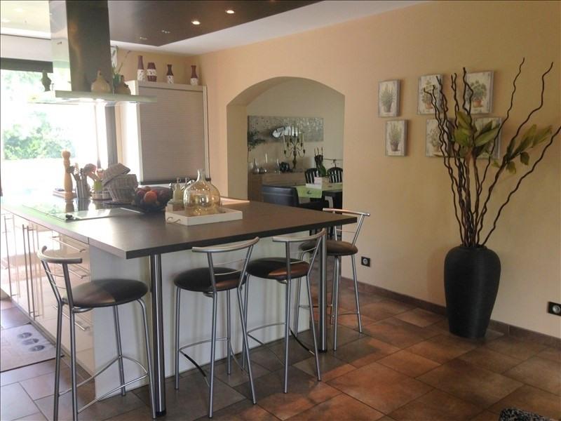 Sale house / villa Le plessis bouchard 548000€ - Picture 4