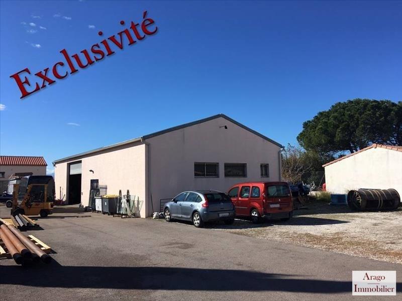Vente local commercial Rivesaltes 263000€ - Photo 1