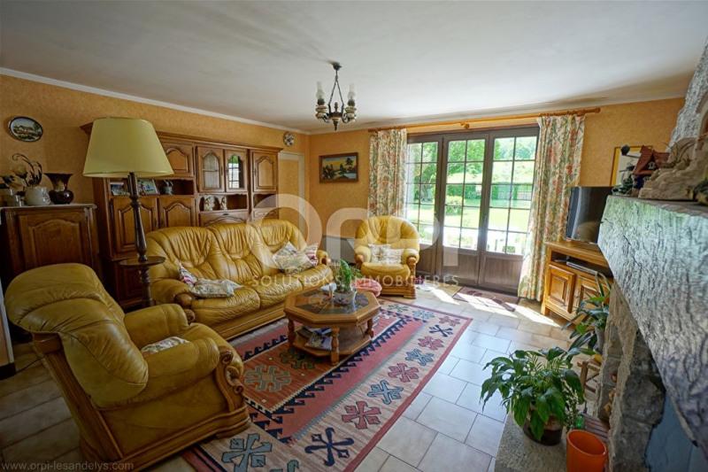 Vente maison / villa Les andelys 188000€ - Photo 2