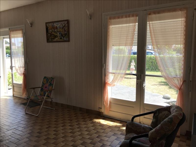 Vente maison / villa St germain sur ay 137350€ - Photo 6
