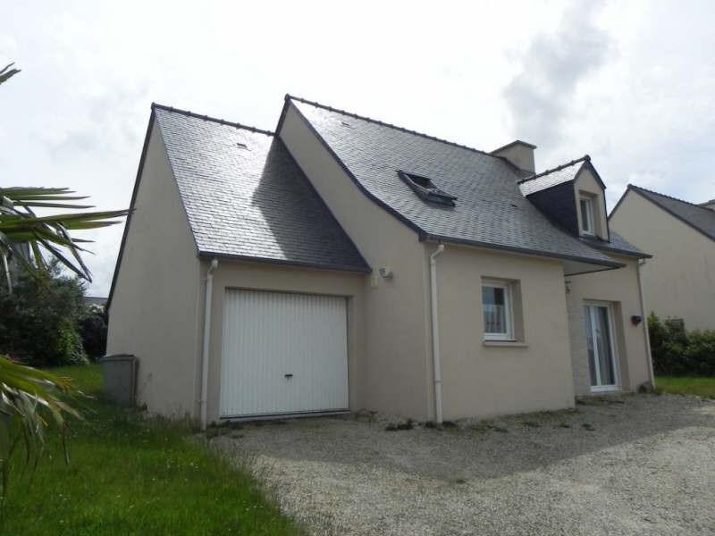 Sale house / villa St quay perros 214225€ - Picture 1