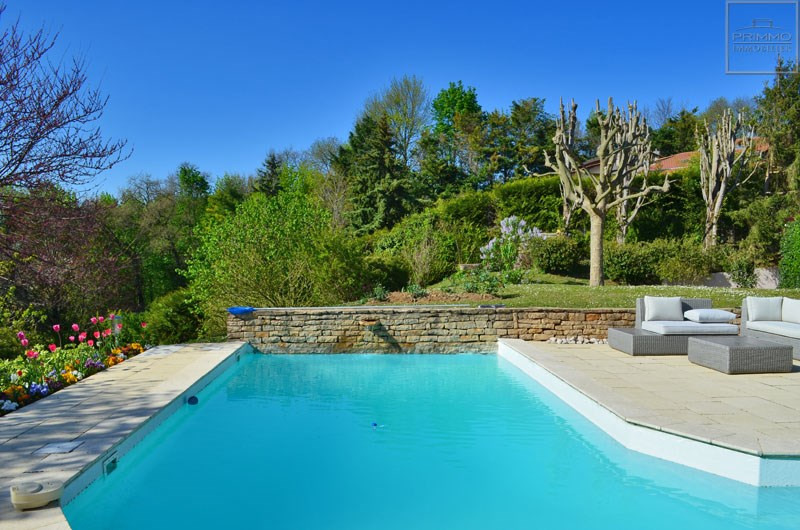 Deluxe sale house / villa Saint didier au mont d'or 950 000€ - Picture 8