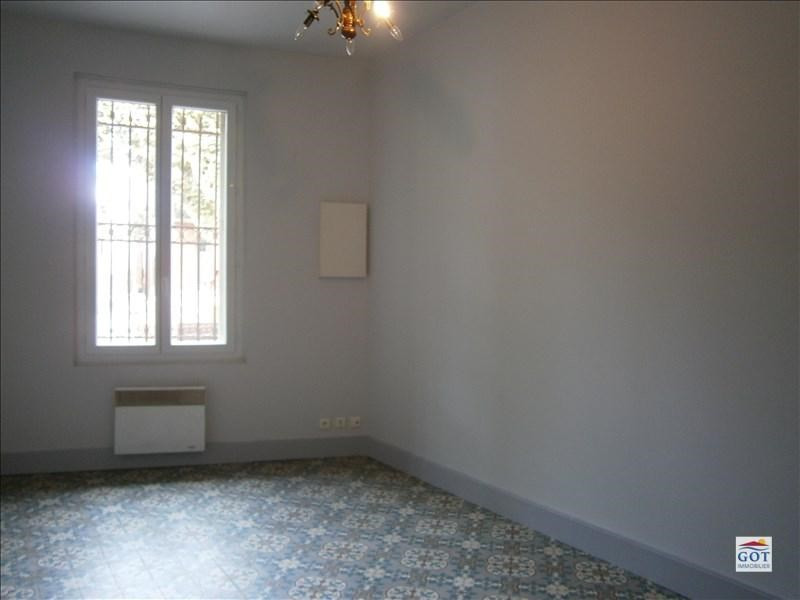 Rental apartment Torreilles 470€ CC - Picture 1