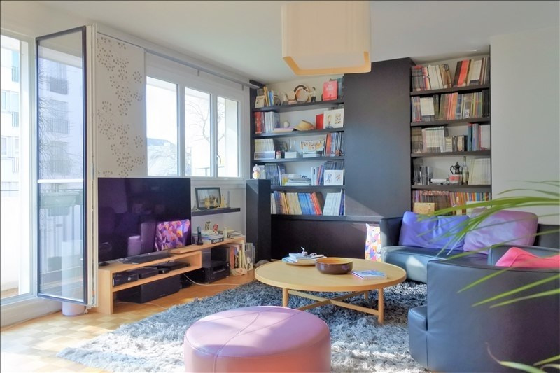 Vente appartement St cloud 720 000€ - Photo 4