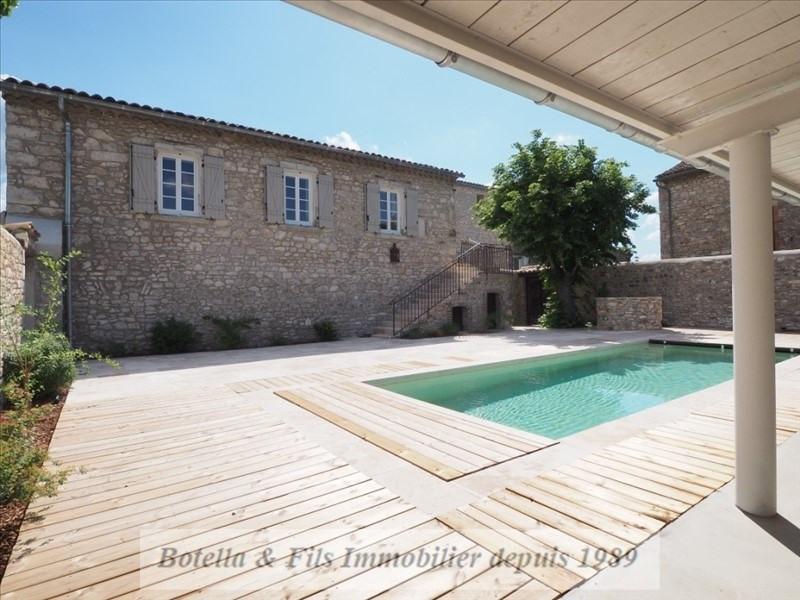 Verkauf von luxusobjekt haus Uzes 995000€ - Fotografie 2
