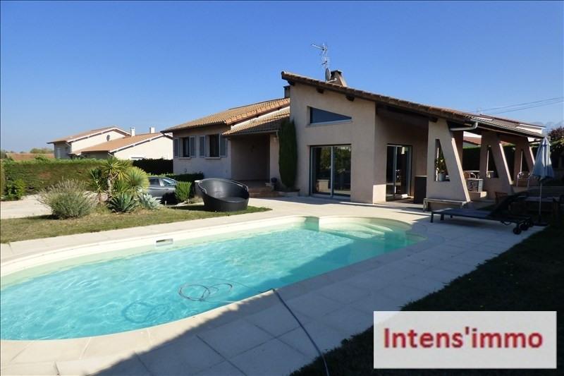 Vente maison / villa Chatuzange le goubet 368000€ - Photo 1