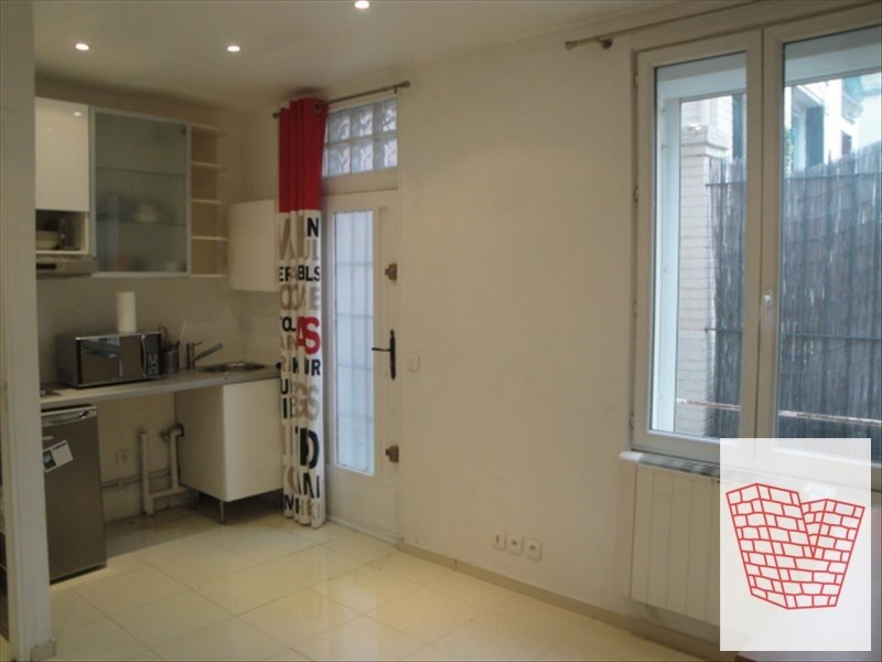 Rental apartment Bois colombes 590€ CC - Picture 2
