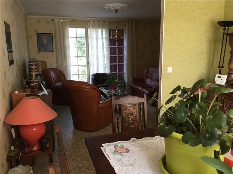Vente maison / villa Vouneuil sous biard 214000€ -  5