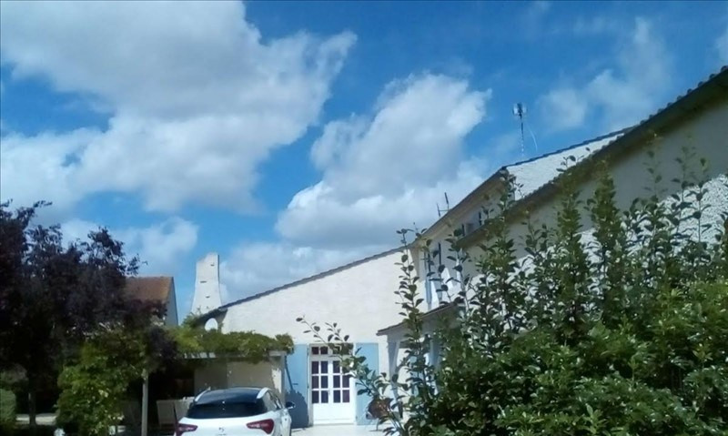 Sale house / villa Nalliers 210000€ - Picture 3