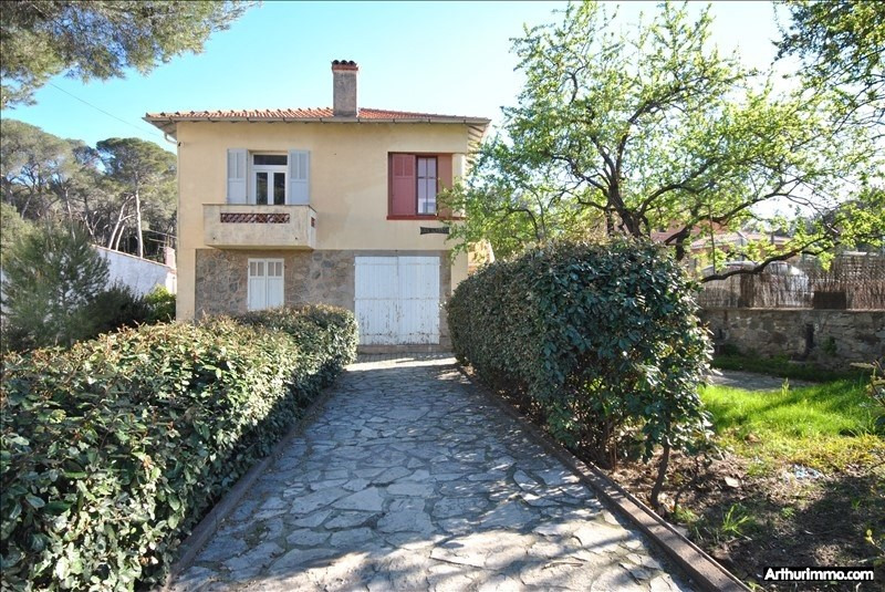 Sale house / villa Agay 368 000€ - Picture 1