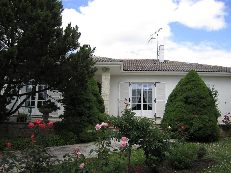 Vente maison / villa Barbezieux st hilaire 260000€ - Photo 2
