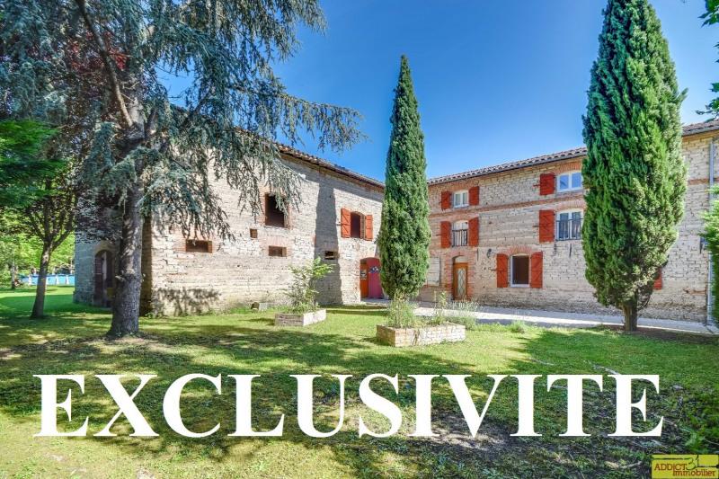Vente maison / villa Secteur montastruc-la-conseillere 520000€ - Photo 1