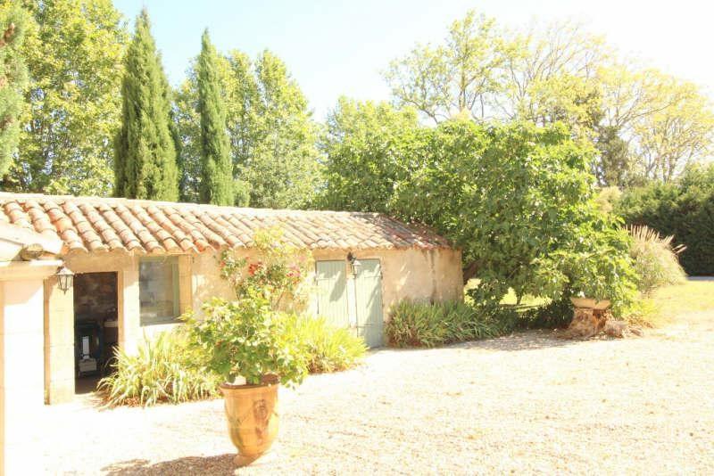 Vente de prestige maison / villa Plan d orgon 1090000€ - Photo 5