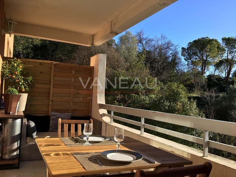 Vente de prestige appartement Vallauris 259 000€ - Photo 1