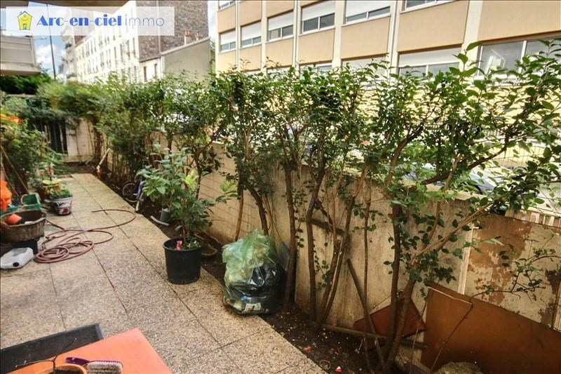 Sale apartment Aubervilliers 199 000€ - Picture 2