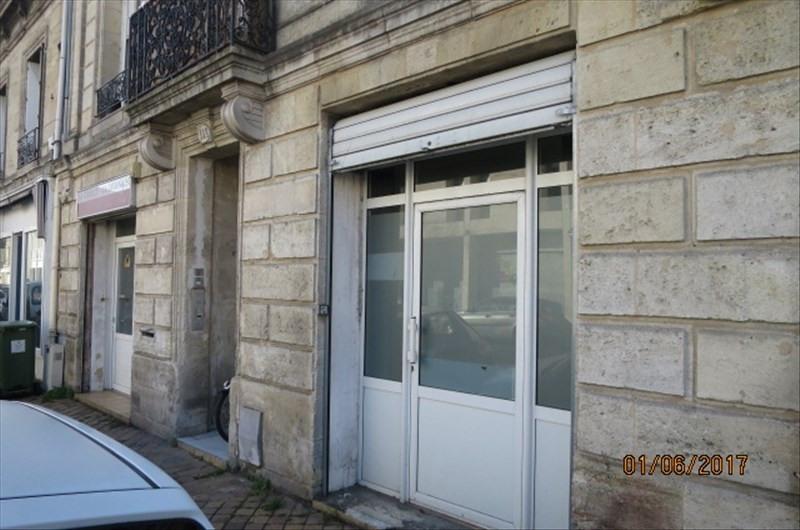 Alquiler  local Bordeaux chartrons 670€ HT/HC - Fotografía 2