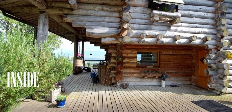 Vente de prestige maison / villa Crozet 1150000€ - Photo 1