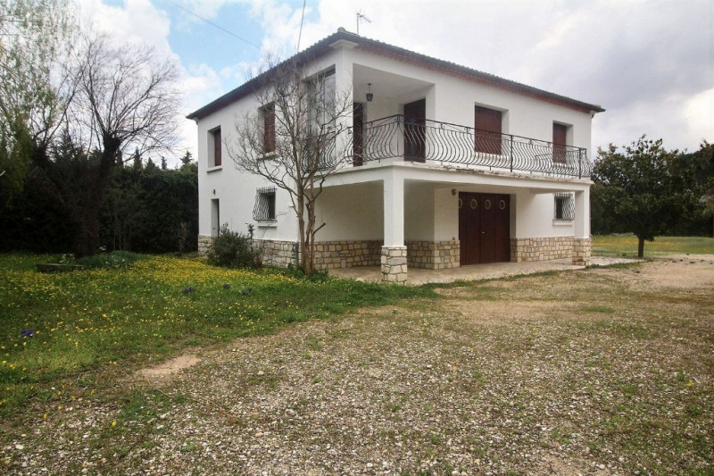 Vente maison / villa Meynes 220000€ - Photo 1