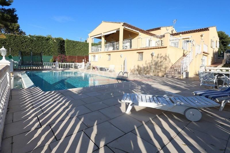 Vente de prestige maison / villa Antibes 1320000€ - Photo 2